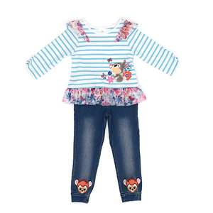 Disney Store Bambi Top and Jeggings Set For Kids - £6.95 @ ShopDisney (+£3.95 P&P)