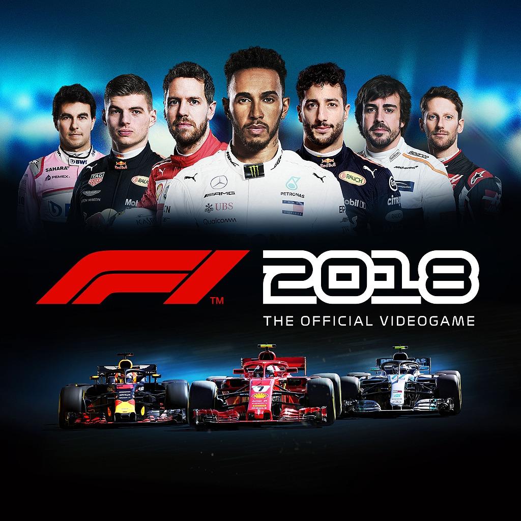 PS4 F1 2018 - £14.99 @ PSN