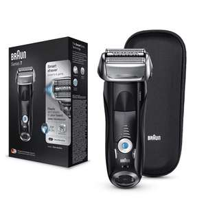 Braun Series 7 Electric Shaver for Men 7842s Wet and Dry @ Amazon Deal Of The Day £119.99 Delivered