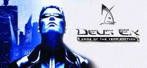 Deus Ex: Game of the Year Edition (PC Steam Key) £0.69 @ Steam Store