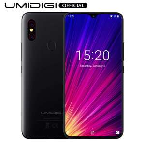 UMIDIGI F1 6.3inch Full HD+ 4GB + 128GB from UMIDIGI and Fulfilled by Amazon