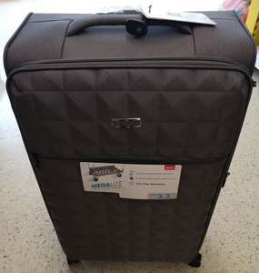 i.t luggage suitcase large 123 litres only £36 instore at Tesco