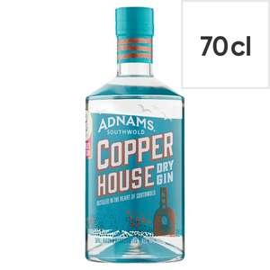 Adnams Copper House Gin 70cl - £22 at Tesco in store and online