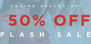Dorothy Perkins FLASH SALE up to 50% off - online exclusive