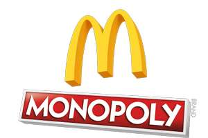 McDonald's Monopoly: FREE Online Game Code (check emails if you're subscribed to McDonald's Newsletter)