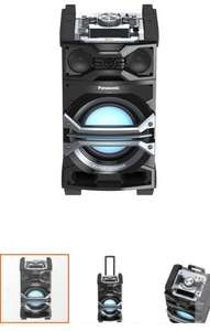 Panasonic SCCMAX5EK 1000Watts DJ Jukebox Audio System Bluetooth - £299.99 @ Electrical Discount UK