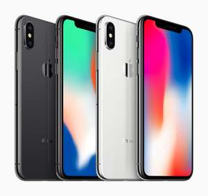 Apple iPhone X Silver / Space Grey 64GB £649 / 256GB £739 - £120 back with 12 months BNPL (New & Existing Customers) @ Very
