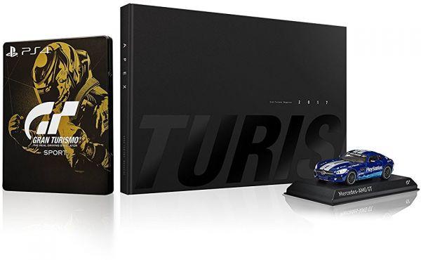Gran Turismo Sport Collectors Edition (PS4) - £14.99 @ Game