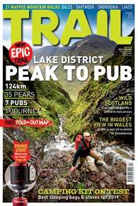 12 months trail magazine and free Primus Stove Worth £100! £59.80 @ Great Magazines