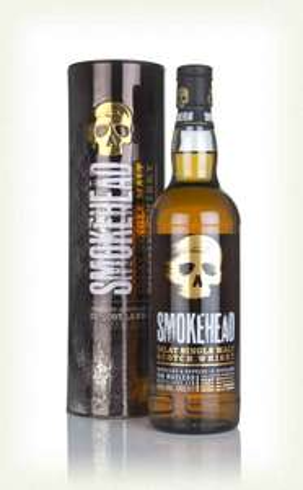 Smokehead Islay Malt Whisky (43% Vol) only £25  instore @ Morrisons Glasgow Barrowland