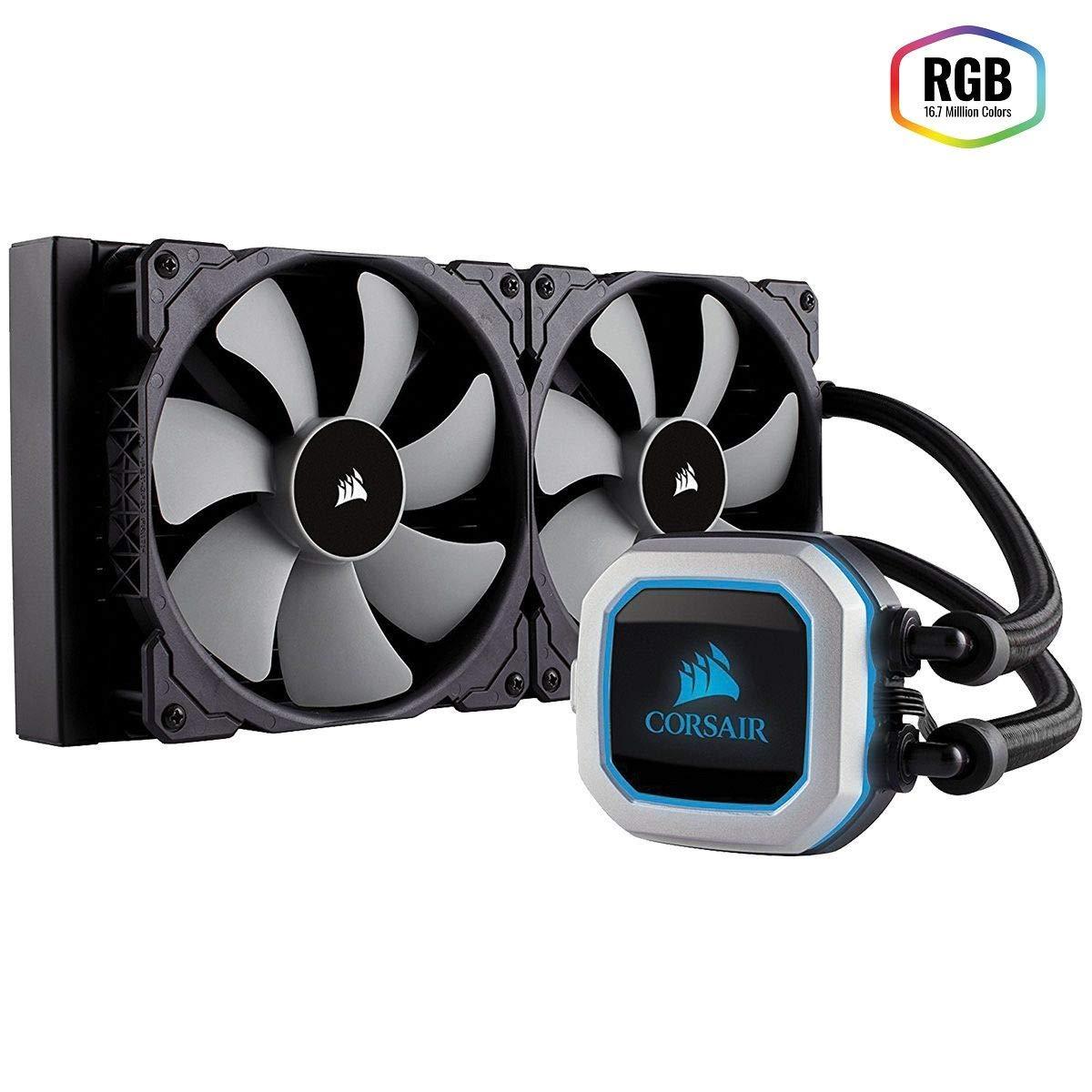 Corsair H115i PRO RGB CPU Cooler @ Amazon for £99.99