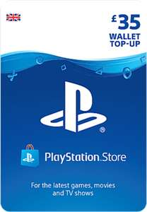 £35 PSN card for £25.60 - £25 PSN card for £19.09 - Xbox Live Gold 12 months £26.11 @ Gamivo (Sold by Blue Games / Best Sell)