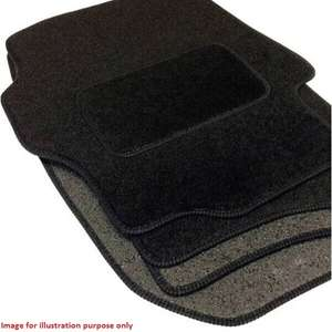 35% off tailored car mats at EuroCarParts (code should be excluded but its working)