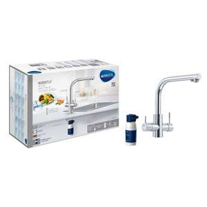 BRITA Waterbar Dolce 3 Way Filtered Tap WD3020 with Cartridge + Next Day Delivery + £4.80 (With Code) @ Ryman