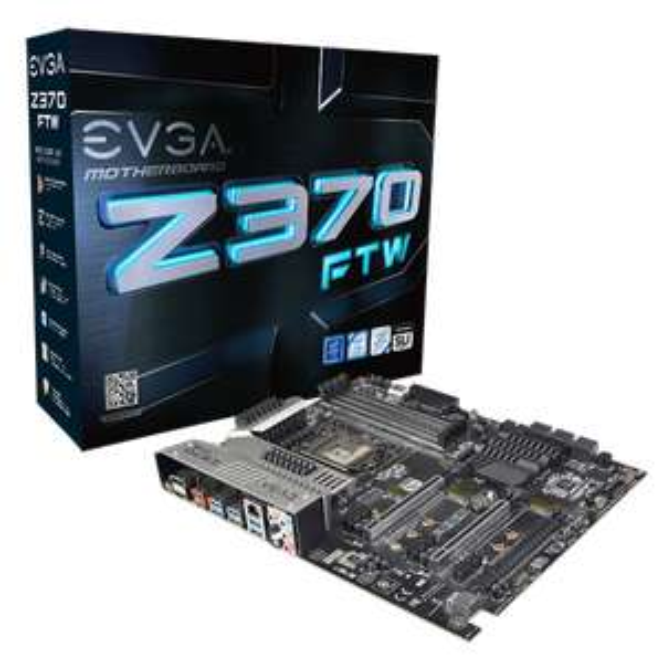 EVGA Z370 FTW Motherboard at EVGA for £97.06