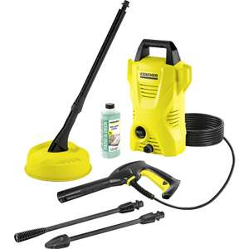 Karcher K2 Compact Pressure Washer and Patio Cleaner 240V 110 bar £79.98 Toolstation