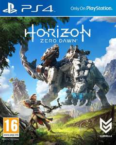 Horizon Zero Dawn: Standard Edition PS4 NEW SEALED  for £13.99 Delivered @ Ebay (EvergameUK)