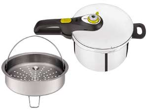 Tefal Secure 5 Neo 6l stainless pressure cooker £38.99 Amazon