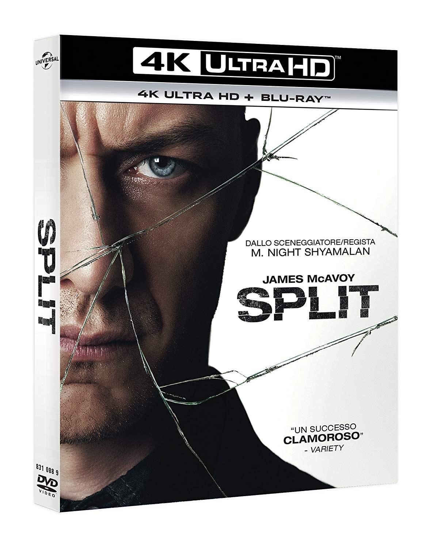 Split (4K Ultra HD + Blu-ray) £10 at Zoom
