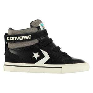 Infants / toddler converse £12 + £4.99 del from £36 at House of Fraser