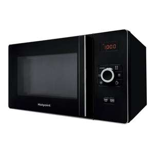 Hotpoint Gusto 25L Combi Microwave [MWH2524B] 700w Microwave / 1000w Grill -  £64.99 with code @ Co-op Electrical
