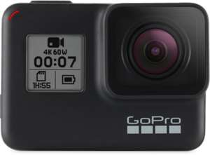GoPro 7 Hero Black £303 with student discount at GoPro