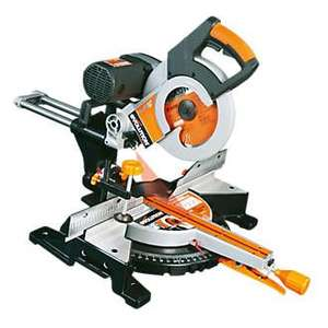 Evolution Power Tools Rage 3-DB Double Bevel Multi-Purpose Sliding Mitre Saw, 255 mm (230 V) £199 @ Screwfix (Free C&C)