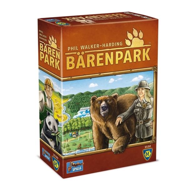 Barenpark Board Game £19.99 365games.co.uk
