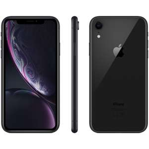 iPhone XR  64GB for £30 a month / 24mths. £720 total cost. Unlimited minutes,texts and 1GB data.