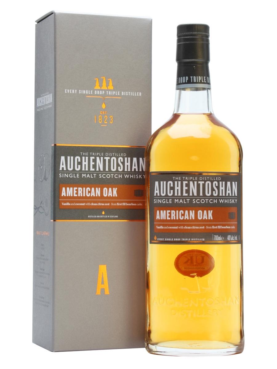 Auchentoshan Single Malt Scotch Whisky 70cl, £20 @ Amazon Prime or Tesco in store