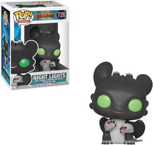 Funko Pop How To Train Your Dragon - The Hidden World - Toothless 10 inch £29.99 @ ToyShop