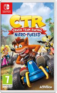 Crash Team Racing Nitro-Fueled (Switch/PS4/Xbox One) £27.85 Delivered (Preorder) @ Shopto