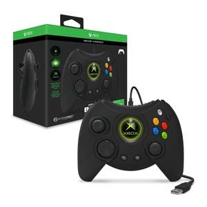 Hyperkin Duke Controller (Xbox One/Windows 10) £34.95 (Black/Green) Delivered @ The Game Collection