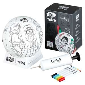 30% off the FULL Star Wars™ Range + Free Delivery with code at Mitre - prices from £8.40 Delivered