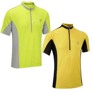 Tenn Cool Flo Breathable Short Sleeve Cycling Jersey £6.30 using code -  £9.25 Delivered @ Tredz