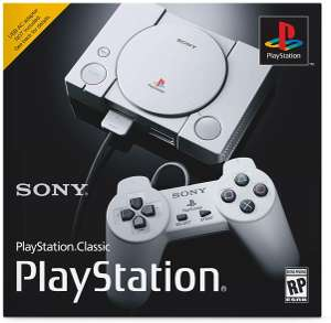 PlayStation Classic (includes 20 games) £26.42 (€28.99 EUR / Price includes delivery) @ Smart Toys (Belgium)