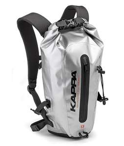 Kappa Dry Pack Backpack 13 Litre Silver £34.99 @ M&P Direct