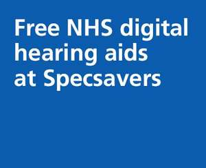 Free Hearing Aid Test & Available on NHS Kirkby Liverpool  Specsavers