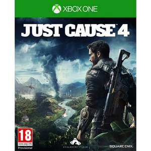 Just Cause 4 Xbox One for £20.95 delivered @ The Game Collection