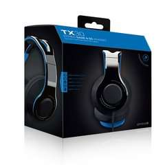 Gioteck TX-30 Stereo Gaming Headset (Different versions/colours available) £9.99 delivered @ Smyths Toys (Free delivery for account holders)