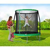 Sportspower Pro 8FT Trampoline + Enclosure £75 instore or + £2.95 Delivery @ Asda George