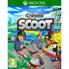 Just £10 - Crayola Scoot for Xbox One or PlayStation 4 @ Smyths Toys