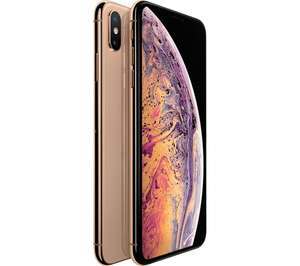 Apple iPhone XS Max 512GB £1249 at Dixons Travel (RRP £1449) (Heathrow)
