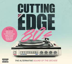 Cutting Edge 80s [Double VINYL] - 80s Compilation - £10.79 Delivered @ Zoom.co.uk With Code