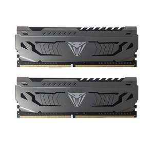 Patriot Steel Series 16GB 3200 DDR4 - £69.99 @ Amazon