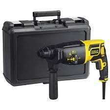Stanley FatMax 230V Brushed SDS Plus Drill - £48 @ B&Q(Free C&C)