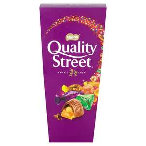 Quality Street £3 each or 2 for £4 Instore @ Iceland