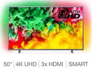 Philips 50PUS6703/12 50 Inch 4K UHD Smart Ambilight TV £394.99 Delivered @ Costco