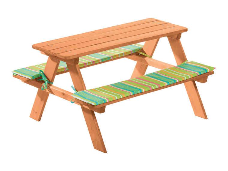 Kids Picnic Bench £24.99 instore @ Lidl
