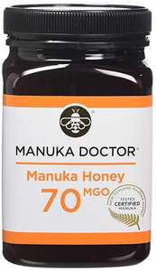 Manuka Doctor 70 MGO 500g - £23.99 delivered with chance to win with their Golden Ticket promo at Manuka Doctor